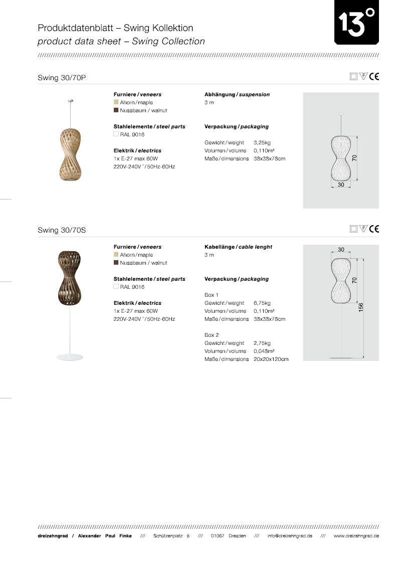 Download Produktdatenblatt Swing