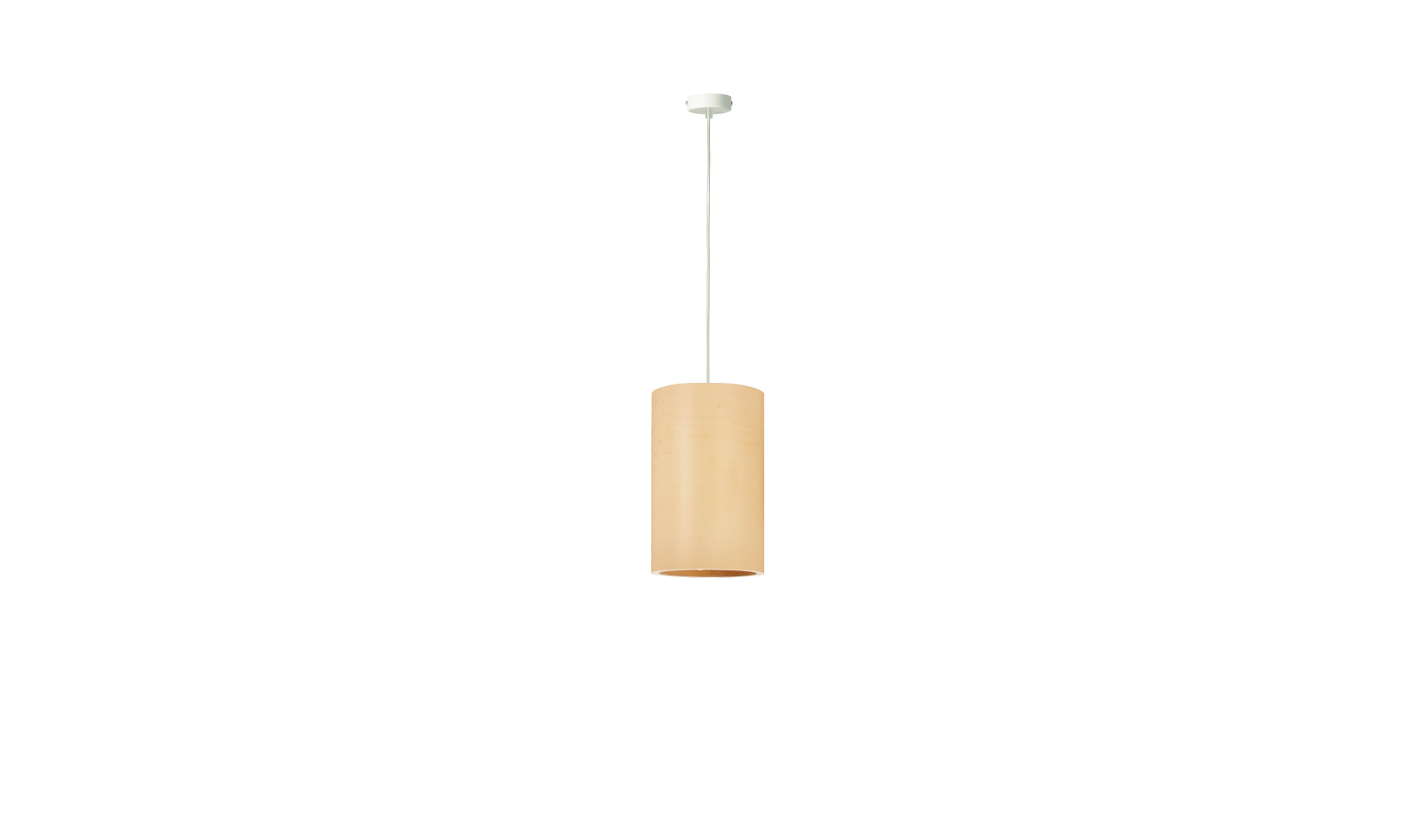 dreizehngrad pendant lamp model Funk 16/26P maple veneer lamp design lamp