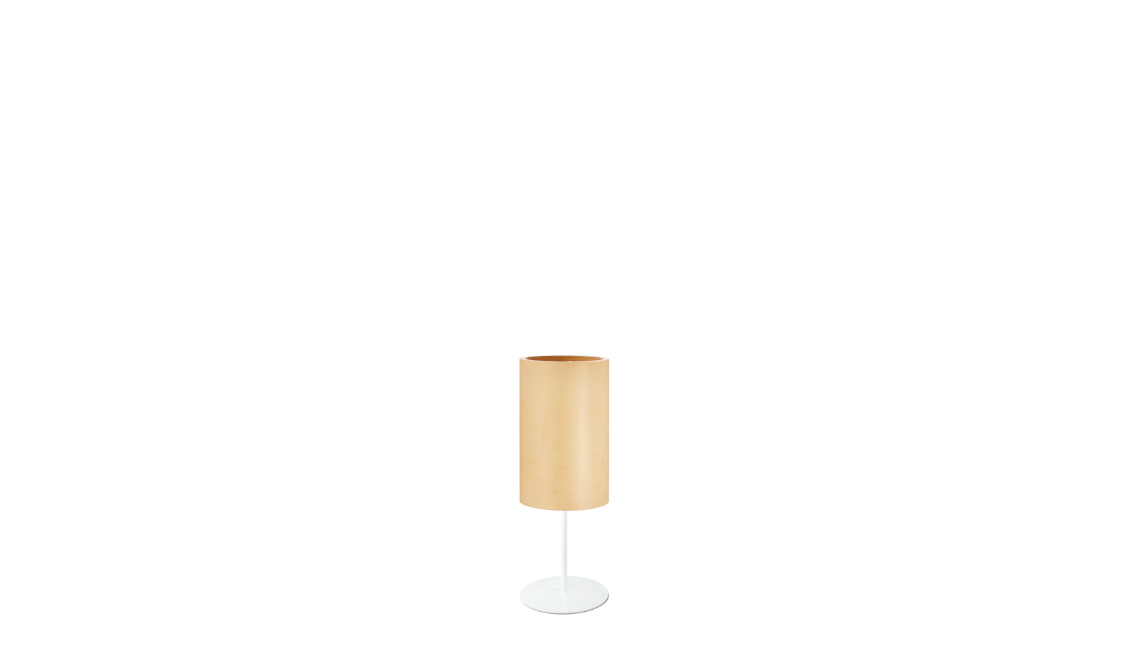 dreizehngrad table lamp model Funk 16/26T maple veneer lamp design lamp